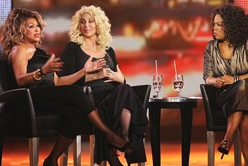 TV WATCH : Cher & Tina Do Oprah