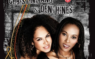 DENI HINES & CHRISTINE ANU : Takin It To The Streets