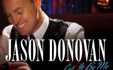 JASON DONOVAN BREAKS COVER