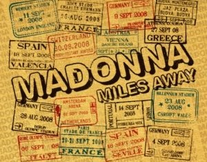 AND THE NEW MADONNA SINGLE IS...