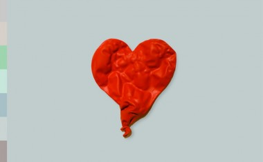 KANYE WEST : 808s And Heartbreak