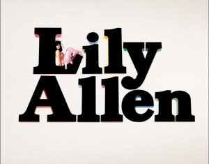 LILY ALLEN SPREADS THE FEAR