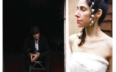 PJ HARVEY BREAKS COVER
