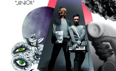 AN ALTOGETHER HILARIOUS PROMO FOR THE NEW ROYKSOPP ALBUM WHICH IS CALLED 'JUNIOR'