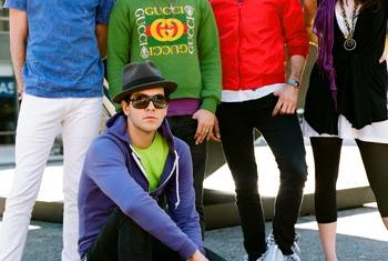 TOURING : Cobra Starship
