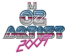 AND THE 2009 [V] OZ ARTIST OF THE YEAR IS...
