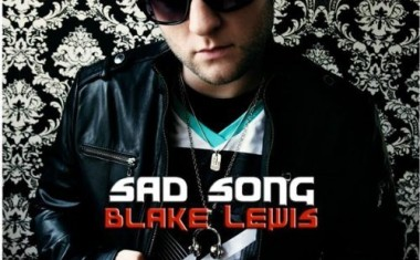 BLAKE LEWIS : Sad Song