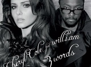 CHERYL COLE FTG. WILL.I.AM : 3 Words