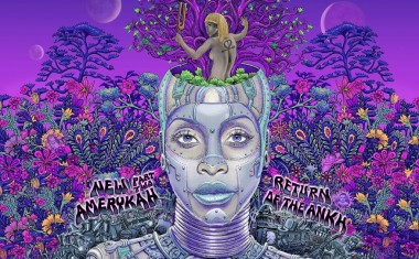 AMERYKAH FINALLY