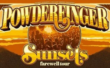 POWDERFINGER'S HOBART CHANGE