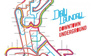 DIRTY DOES DOWNTOWN