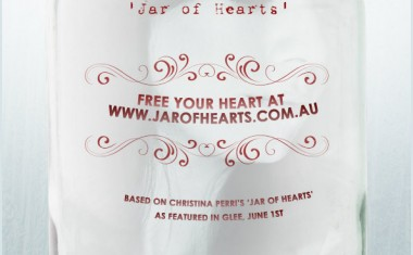CHRISTINA'S HEARTS IN A JAR