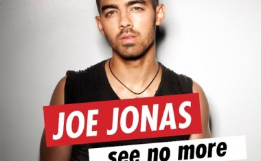 JOE JONAS : See No More