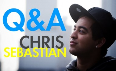 Q&A : Chris Sebastian