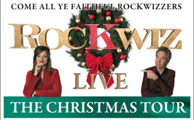 ROCKWIZ GETS FESTIVE