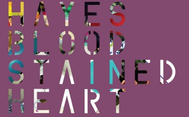 DARREN HAYES : Bloodstained Heart