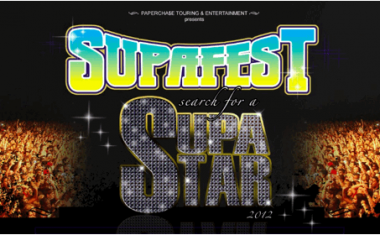 SEARCH FOR SUPAFEST STAR