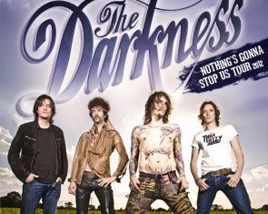 TOURING : The Darkness