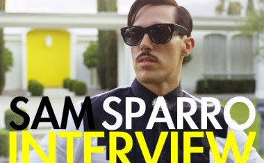 INTERVIEW : Sam Sparro