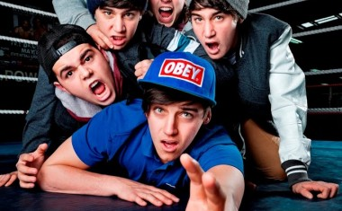 SONY SIGNS THE JANOSKIANS
