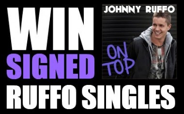 WIN SIGNED JOHNNY SINGLES