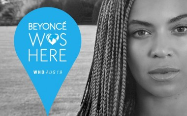 BEYONCE : I Was Here (Live World Humanitarian Day Version)