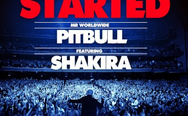 PITBULL FTG. SHAKIRA : Get It Started