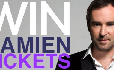 WIN DAMIEN TICKETS