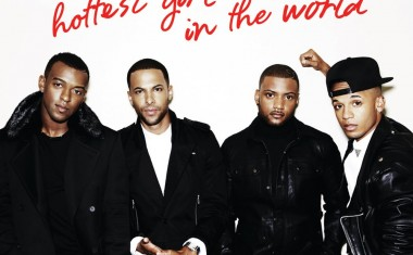 JLS BREAKS COVER