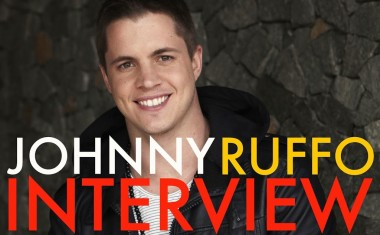 INTERVIEW : Johnny Ruffo