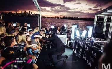 BLOODY BEETROOTS HIT THE HARBOUR