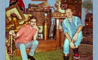 MACKLEMORE, LEWIS SET FOR THE ISLAND