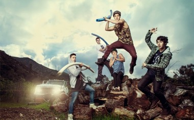 TOURING : The Janoskians