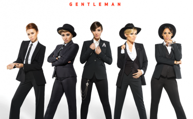 THE SATURDAYS : Gentleman