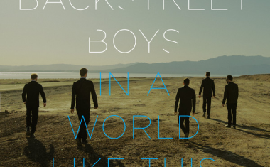 BACKSTREET BOYS : In A World Like This