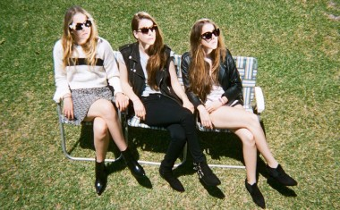 HAIM BREAKS COVER