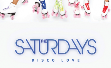 THE SATURDAYS : Disco Love