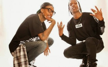 WIZ KHALIFA, A$AP ROCKY FOR MELBOURNE