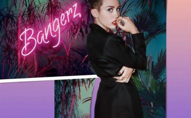 ALBUM REVIEW : Miley Cyrus - Bangerz
