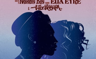 NAUGHTY BOY FTG. ELLA EYRE : Think About It