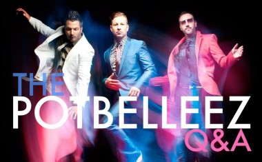 Q&A : THE POTBELLEEZ