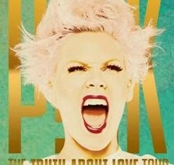 UP POPS P!NK DVD