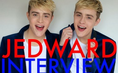 INTERVIEW : Jedward