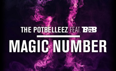 THE POTBELLEEZ FTG. B.O.B. : Magic Number