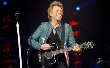 BY JOVI! IT'S ANOTHER MELBOURNE SHOW!