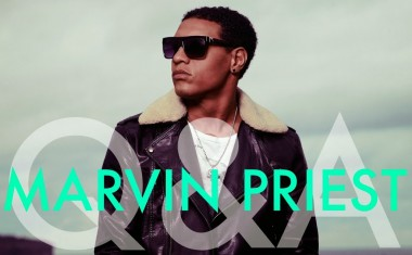 Q&A : Marvin Priest