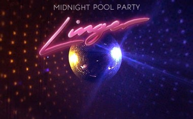 FINGER LINGER ON THE POOL PARTY PULSE