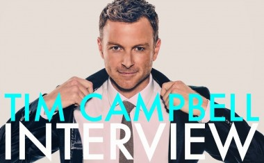 INTERVIEW : Tim Campbell
