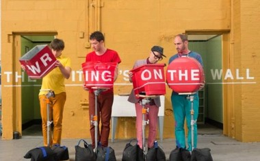 OK GO : The Writing's On The Wall