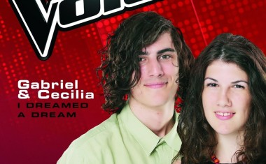 GABRIEL & CECILIA TOP THE VOICE